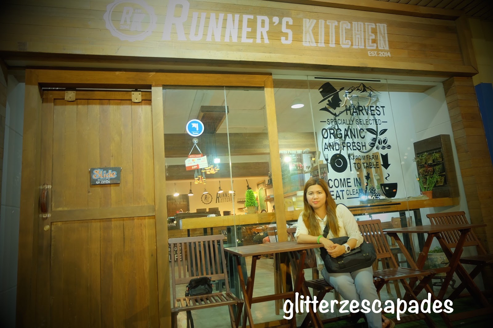 runners kitchen | glitterz escapades