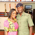 Photos: Army officer and father of two killed in a Boko Haram bomb attack