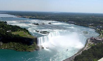 น้ำตกไนแองการ่า (Niagara Falls) @ www.niagarafallslive.com