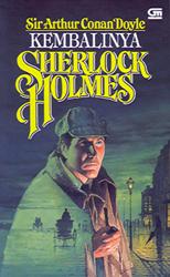 Petualangan Di Abbey Grange - Kembalinya Sherlock Holmes 12 -