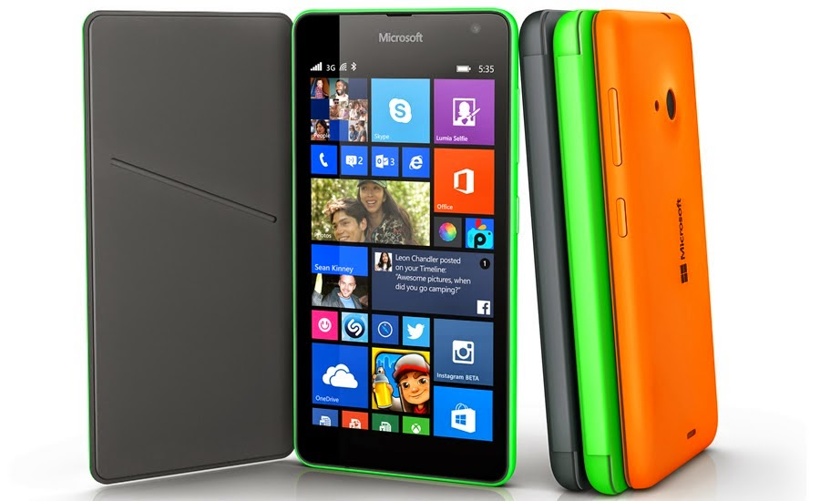 Microsoft Lumia 535 coming to India on 26th November 2014 | Hands on | MobileTalkNews