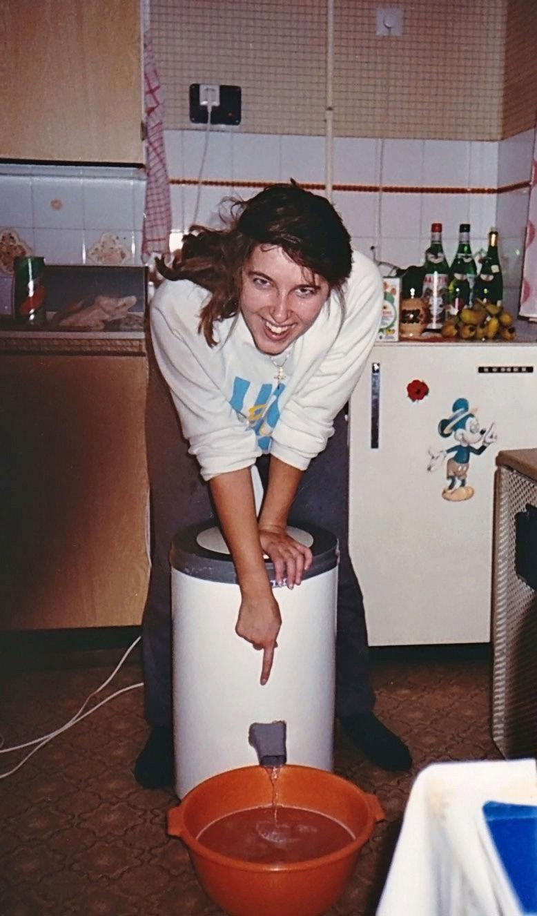 Hungarian washing machine