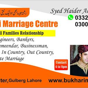 International Matrimonial Service For Pakistani Family