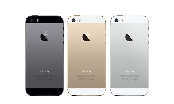 iphone 5s amazing three colors gold, silver, black, champagne