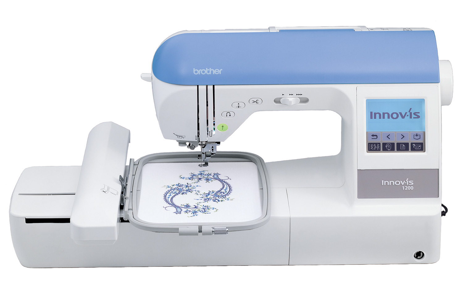 Learning To Sew Brother Innov Is 1200 Sewing Amp Embroidery