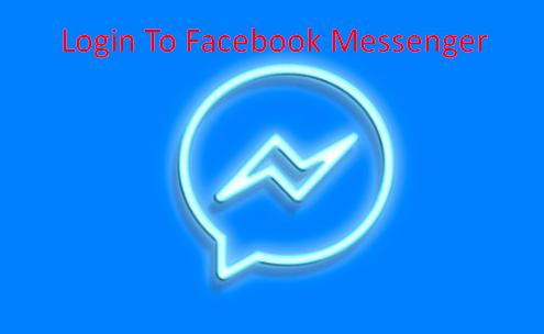 Login To Facebook Messenger