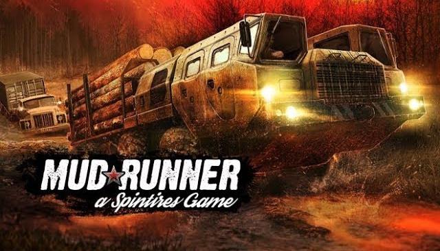 """Spintires: MudRunner"" Game lái xe địa hình hay nhất 2017"
