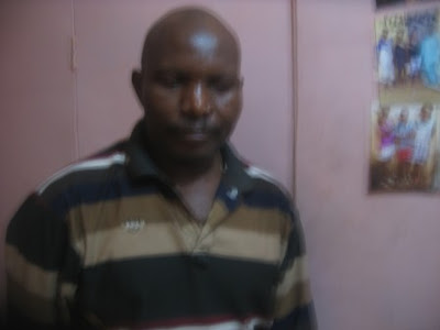 Photo: 7-Year-Old Girl Defiled By A Jobless 44-Year Old Man In Lagos