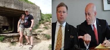 Felon Bernard Kerik Attorney Timothy Parlatore to Rape victim: You're too fat to be raped!