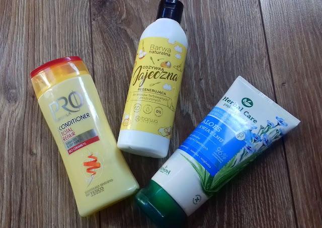 Metoda CG - maski i odżywki do mycia włosów - zamienniki kallosa color bez szkodliwych konserwantów