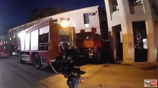 MannequinChallenge και από Έλληνες πυροσβέστες