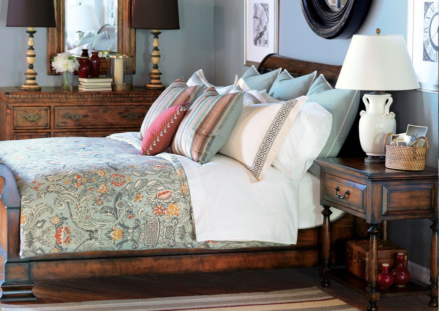 Gift Amp Home Today New Bedding Line From Barclay Butera
