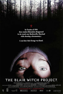 El proyecto de la bruja de Blair<br><span class='font12 dBlock'><i>(The Blair Witch Project)</i></span>