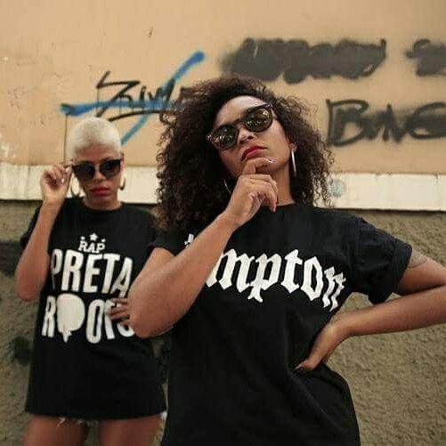 Hebreu Indica #7 - O duo capixaba, Preta Roots