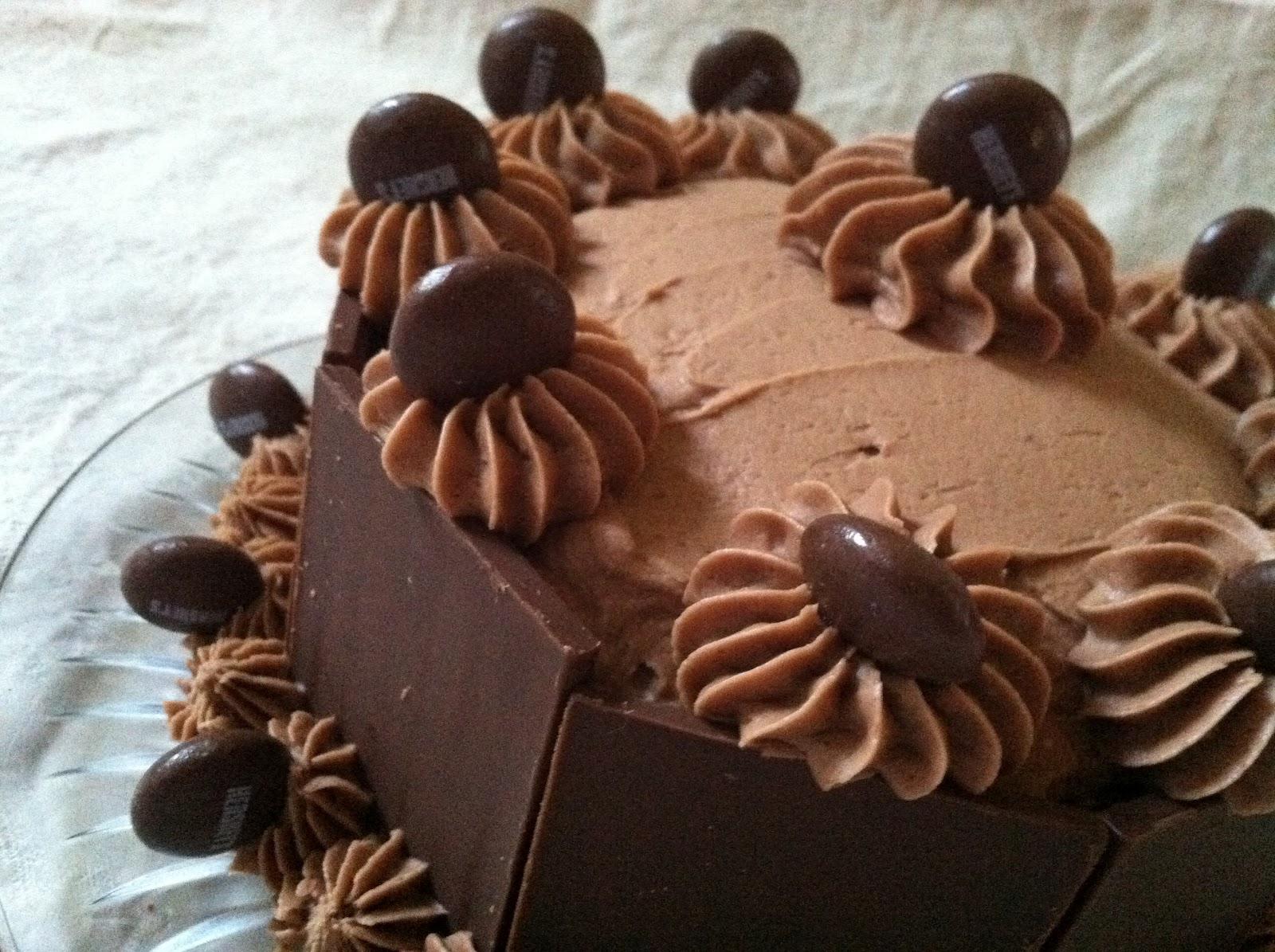 & Chocolate Cake Decorating Ideas Easy