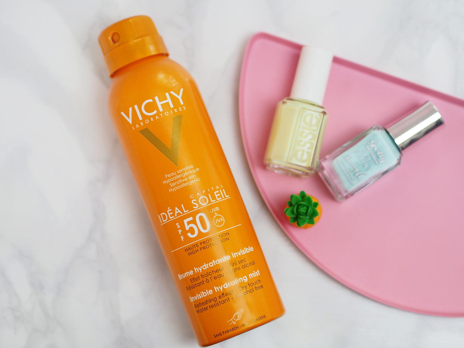 Vichy Ideal Soleil Invisible Hydrating Mist SPF 50 Review