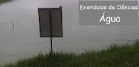 Exercícios sobre a água para o 6º Ano com gabarito