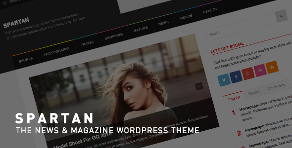 Best News Blog Magazine Theme