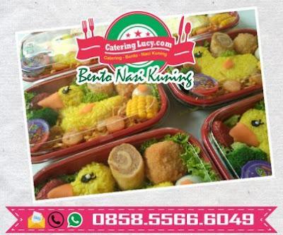 Bento Nasi Kuning Purwokerto