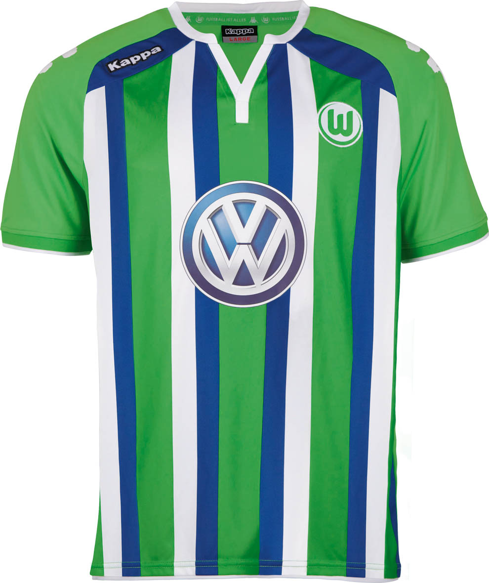 Vfl Wolfsburg Trikots