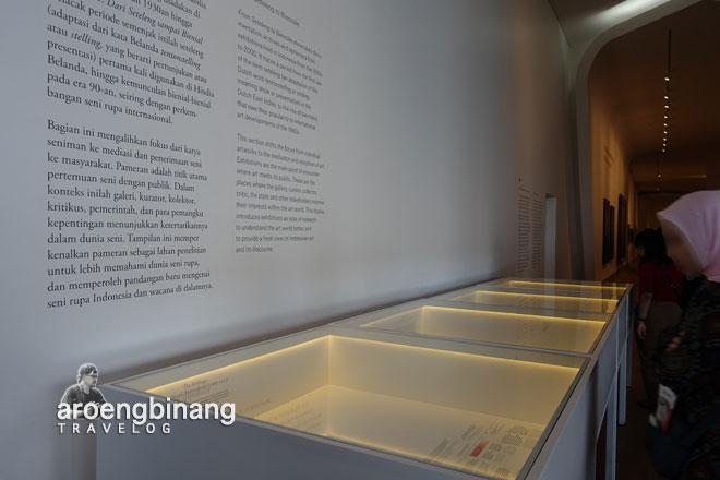 linimasa pameran seni museum macan modern and contemporary art in nusantara jakarta barat