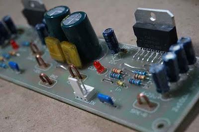 TDA7294 vs TDA7293 Power Amplifier coparison