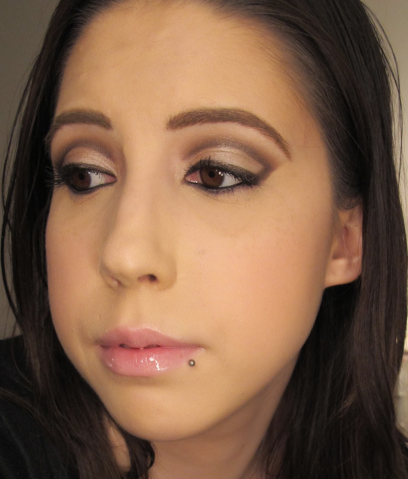 Steph Stud Makeup: Urban Decay Naked Palette and Naked