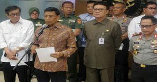 3 Alasan Pemerintah Bubarkan Ormas HTI Menurut Pak Wiranto