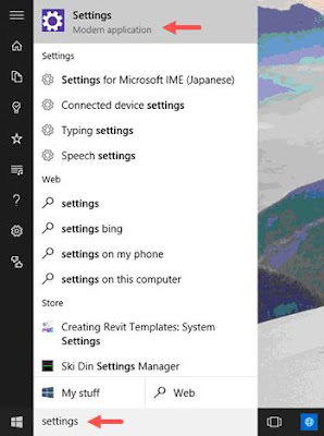 4 Metode prin care deschizi PC Settings în Windows 10
