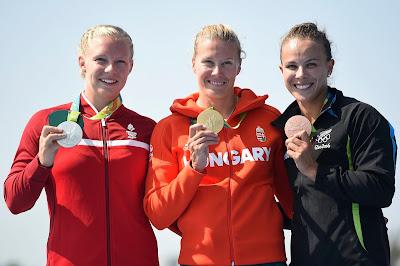 kajak-kenu, Kozák Danuta, Magyarország, nyári olimpiai játékok, Rio 2016,
