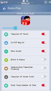 BBM MOD New Iyos V2.11.0.18 Apk Terbaru 2016
