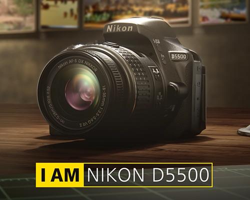 Nikon D5500 giá rẻ