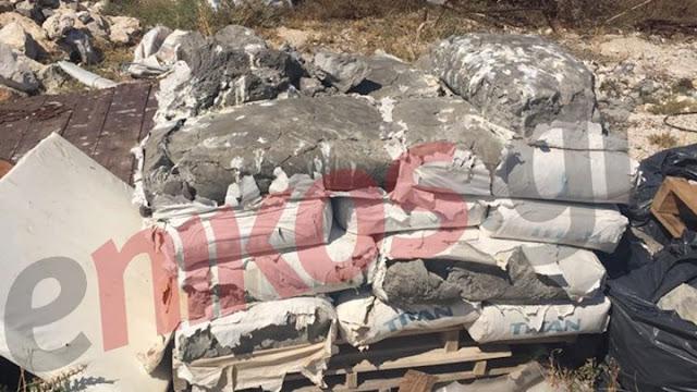 Ναύπλιο: Ντροπιαστικές εικόνες στο Μπούρτζι