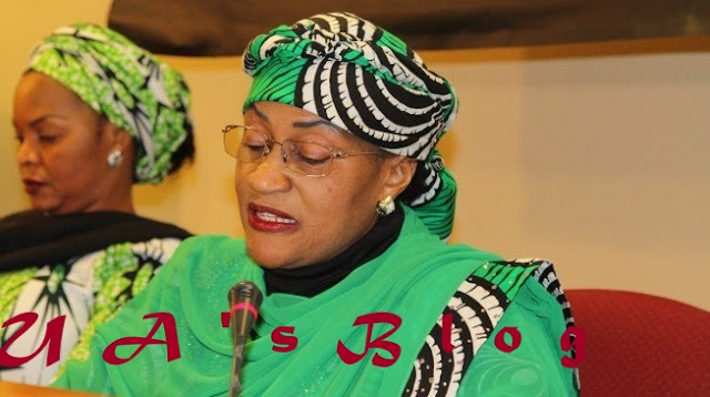 Women affairs minister writes Buhari, seeks to contest Taraba guber poll