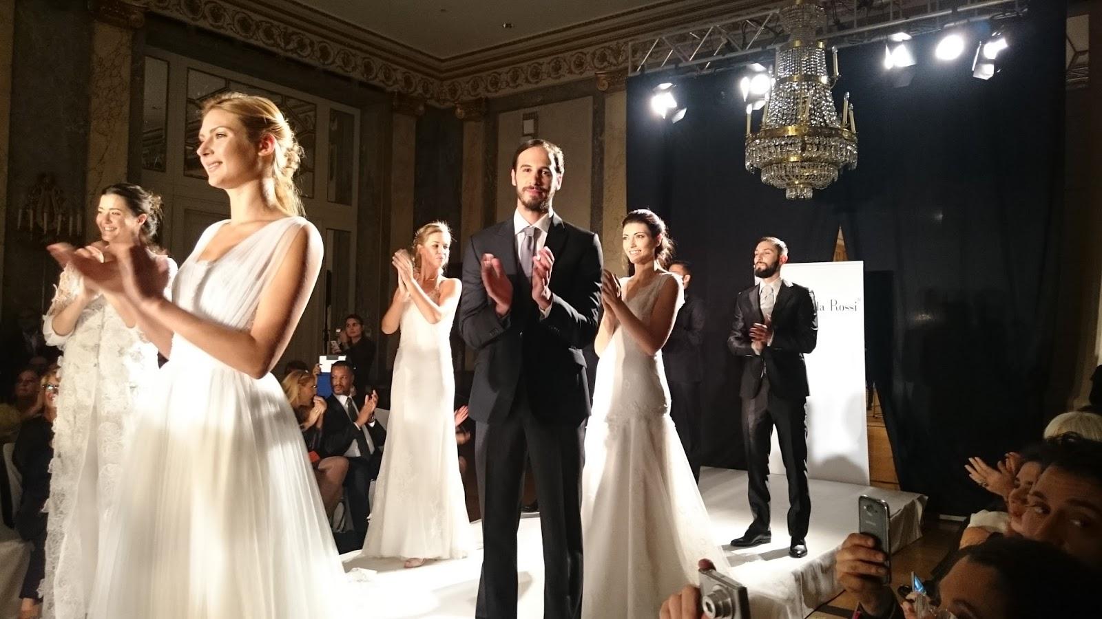 Antonella Rossi Sfila al Grand Hotel Westin Excelsior. di Rosalba Lupo 1da0f493f97