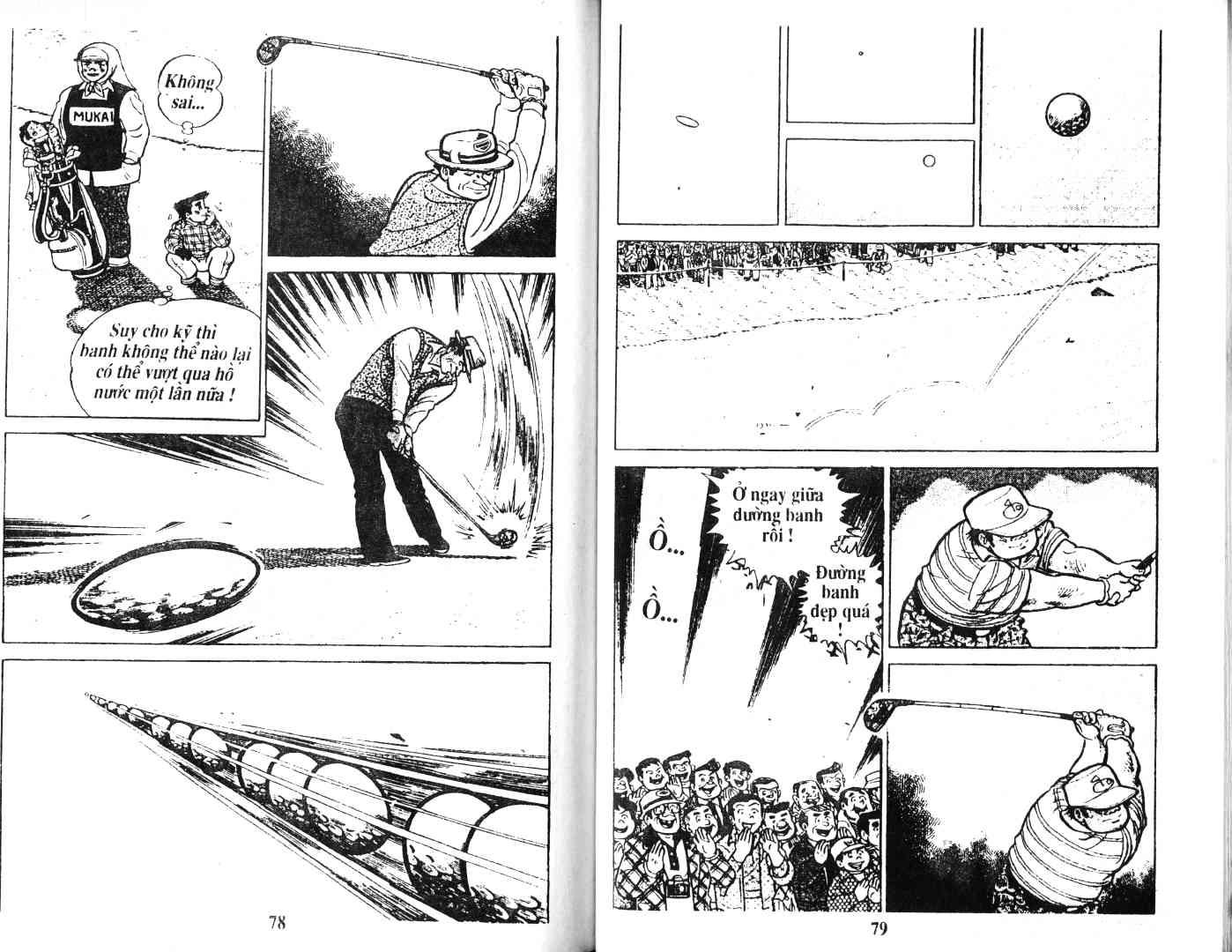 Ashita Tenki ni Naare chapter 38 trang 37