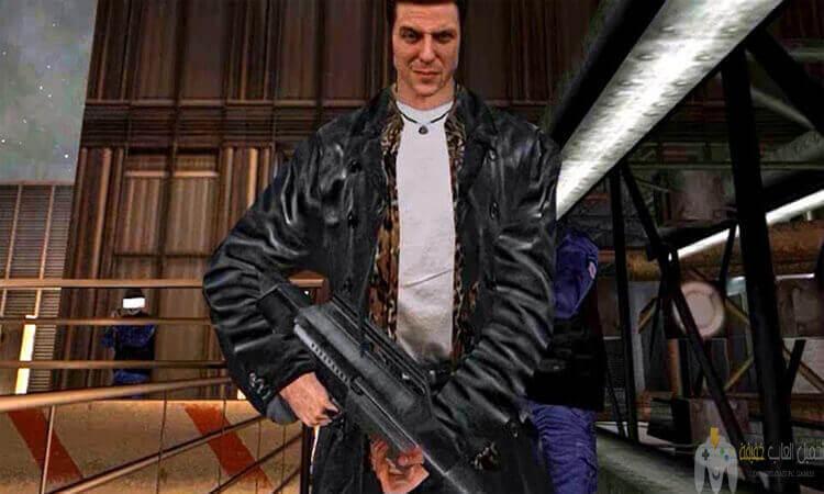 تحميل لعبة ماكس بين 1 Max Payne