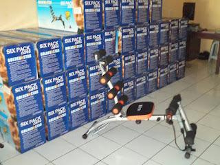 Six Pack Care Alat Fitness Pengecil Perut