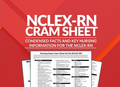 http://nclexrnlab.blogspot.com/2016/08/nursing-exam-cram-sheet-for-nclex-rn.html
