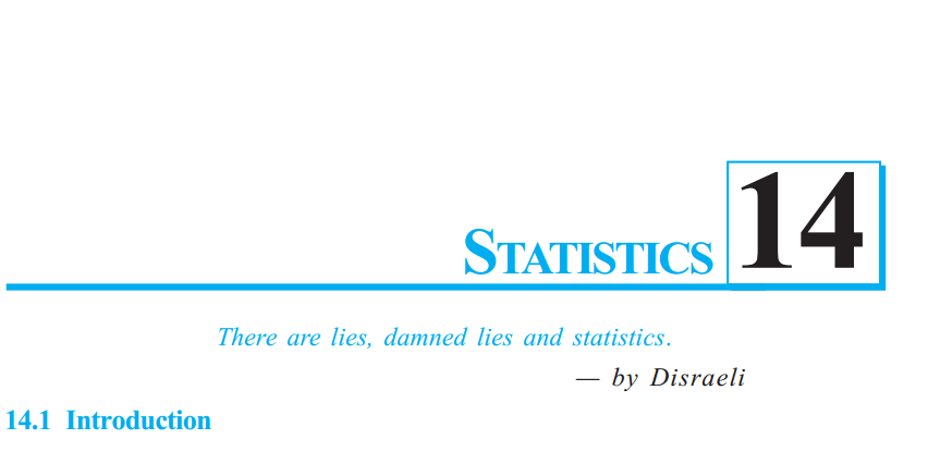 Download Statistics Notes from Class 8 to 10 | PDF Class Notes