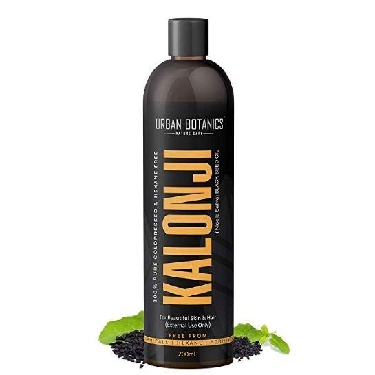 UrbanBotanics™ Cold Pressed Kalonji Oil | Black Seed Oil