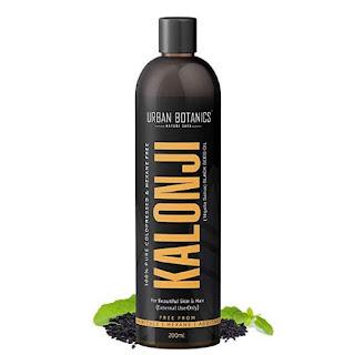 UrbanBotanics™ Cold Pressed Kalonji Oil