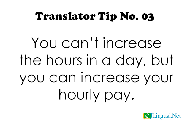 Tips for Professional Freelance Translators | www.elingual.net