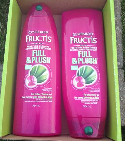 Garnier Fructis Full & Plush