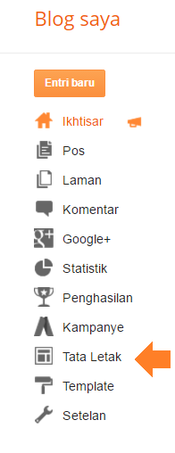 Tips agar alamat tetap blogspot.com