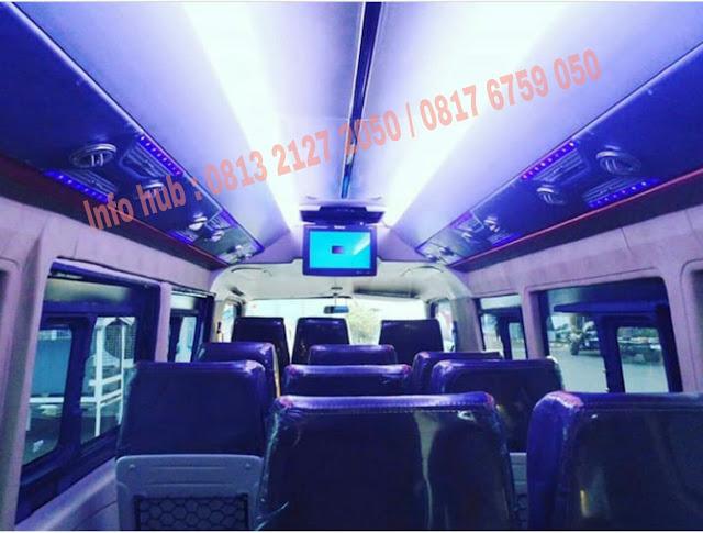 harga micro bus 20 seat mitsubishi pariwisata 2019