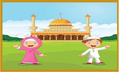 Doa Masuk dan Keluar dari Dalam Masjid | Arab dan Latin Lengkap