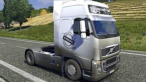Dirty Volvo 2009 - skin & wheels