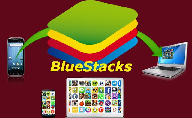 Cara Instal BBM, Whatsapp, Game Android Dilaptop Menggunakan BlueStacks