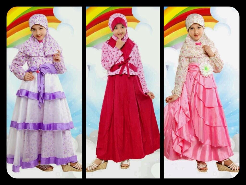 Jual Baju Muslim Anak Laki Laki Dan Perempuan Murah Lucu Model